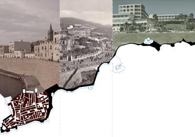 RACCONTI DI TERRA E DI MARE requalification of the waterfront