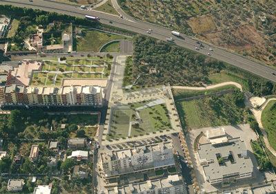 AI CONFINI DELLA REALTÀ urban revitalization of a residual area