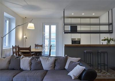 CASA FG apartment in Parioli